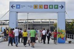 Campeonato do mundo 2014 Imagem de Stock