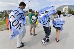 Campeonato do mundo 2014 Fotografia de Stock Royalty Free