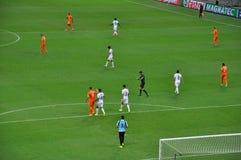 Campeonato do mundo 2014 do Fifa Imagens de Stock
