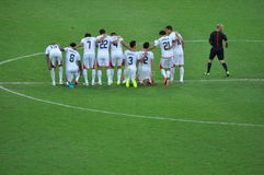 Campeonato do mundo 2014 do Fifa Fotos de Stock
