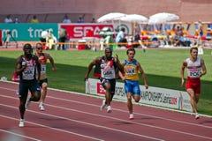 Campeonato europeu da equipe do atletismo imagem de stock royalty free