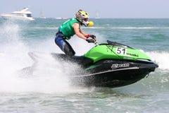 Campeonato francés de Enduro de Superjet 2009 Fotos de archivo libres de regalías