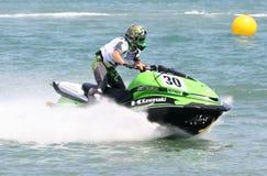Campeonato francés de Enduro de Superjet 2009 Foto de archivo libre de regalías