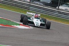 Campeonato histórico do Fórmula 1 Imagens de Stock Royalty Free