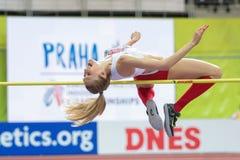 Campeonato interior 2015 del atletismo europeo Fotografía de archivo libre de regalías