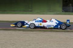 Campeonato italiano F4 foto de archivo libre de regalías