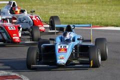 Campeonato italiano F4 accionado por Abarth Imagen de archivo libre de regalías