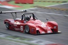 Campeonato italiano Lucchini P2 07 de los prototipos en Monza Imagen de archivo