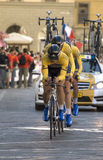 Campeonato mundial 2013 da estrada de Uci Imagem de Stock