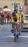 Campeonato mundial 2013 da estrada de Uci Foto de Stock