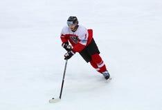 Campeonato mundial 2017 do hóquei em gelo Div 1 em Kiev, Ucrânia Fotografia de Stock