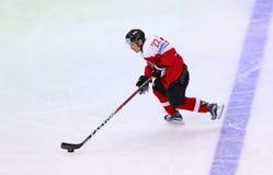 Campeonato mundial 2017 do hóquei em gelo Div 1 em Kiev, Ucrânia Imagem de Stock Royalty Free