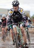 campeonato nacional da Ciclo-cruz - homens da elite Imagens de Stock Royalty Free
