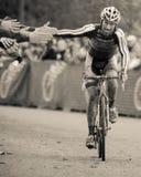 campeonato nacional de la Ciclo-cruz - hombres de la élite Foto de archivo libre de regalías
