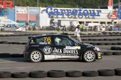 Campeonato nacional Dunlop el 22 de junio de 2012 Imagenes de archivo