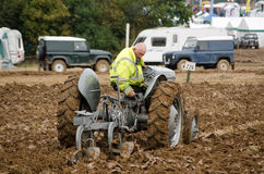 Campeonato Ploughing de Ferguson, Basingstoke Fotos de Stock Royalty Free