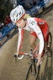 Campeonato transversal ciclo 2008 do mundo Imagem de Stock Royalty Free