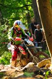 Campeonato transversal de Enduro Imagem de Stock