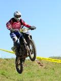 Campeonato transversal de Enduro Foto de Stock