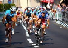 Campeonatos 2008 do mundo da estrada de Uci Imagem de Stock