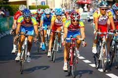 Campeonatos 2008 do mundo da estrada de Uci Fotografia de Stock