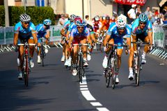 Campeonatos 2008 do mundo da estrada de Uci Imagens de Stock