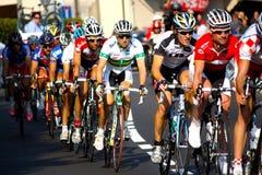 Campeonatos 2008 do mundo da estrada de Uci Foto de Stock Royalty Free