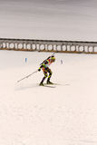 Campeonatos 2012 do mundo do Biathlon Fotografia de Stock Royalty Free