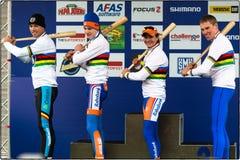 Campeonatos 2013 do mundo de Cyclocross Imagem de Stock Royalty Free