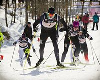 Campeonatos canadenses orientais Fotografia de Stock Royalty Free