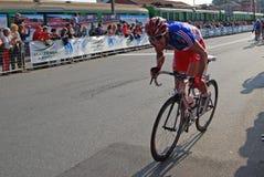Campeonatos de ciclagem 2008 do mundo Fotos de Stock