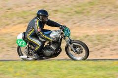 2016 campeonatos de corridas de automóveis históricos vitorianos de Shannons - PR Foto de Stock Royalty Free