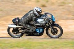 2016 campeonatos de corridas de automóveis históricos vitorianos de Shannons - PR Imagem de Stock