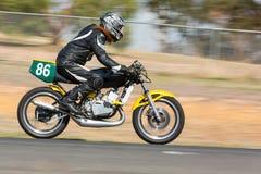 2016 campeonatos de corridas de automóveis históricos vitorianos de Shannons - PR Fotografia de Stock