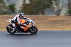 2016 campeonatos de corridas de automóveis vitorianos Imagens de Stock Royalty Free
