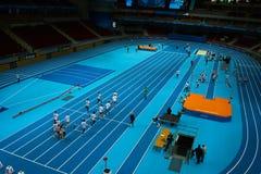 Campeonatos de IAAF Foto de Stock Royalty Free