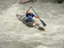 Campeonatos del mundo de Wildwater   Foto de archivo