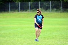 Campeonatos do Frisbee Imagem de Stock Royalty Free