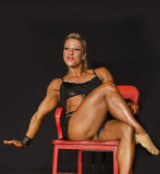 2014 campeonatos do universo de NPC Foto de Stock Royalty Free