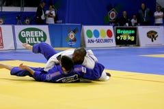 Campeonatos europeos 2013 del judo Fotos de archivo