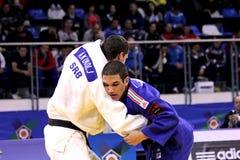 Campeonatos europeos 2013 del judo Fotografía de archivo libre de regalías