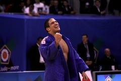 Campeonatos europeos 2013 del judo Fotos de archivo libres de regalías