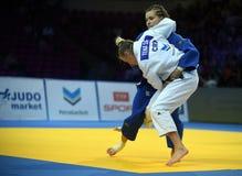 Campeonatos europeos Varsovia 2017 del judo, Imágenes de archivo libres de regalías
