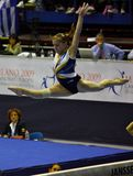 Campeonatos ginásticos artísticos europeus 2009 Fotografia de Stock Royalty Free