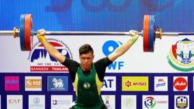 Campeonatos internacionales 2017 del mundo de la juventud de la federación IWF del levantamiento de pesas metrajes
