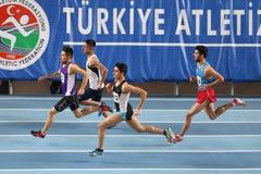 Campeonatos internos da juventude turca de Turkcell Imagens de Stock