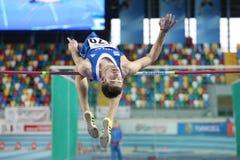 Campeonatos internos do atletismo de Balcãs Foto de Stock Royalty Free