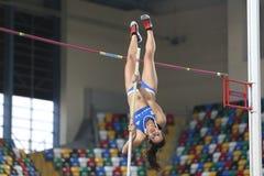 Campeonatos internos do atletismo de Balcãs Imagem de Stock