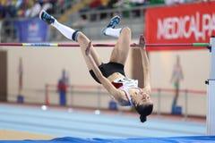 Campeonatos internos do atletismo de Balcãs Imagens de Stock Royalty Free