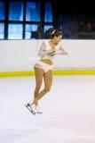 Campeonatos italianos patinaje artístico 2012 Fotos de archivo libres de regalías